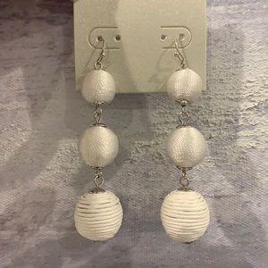 "New 3"" hanging earrings"